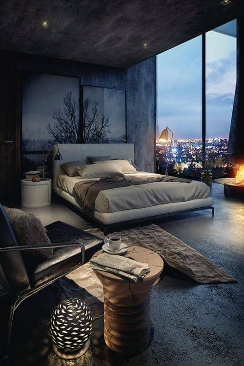 bedroom design for men. Vintage Bedroom Design Ideas For Men 60 s  Masculine Interior Inspiration