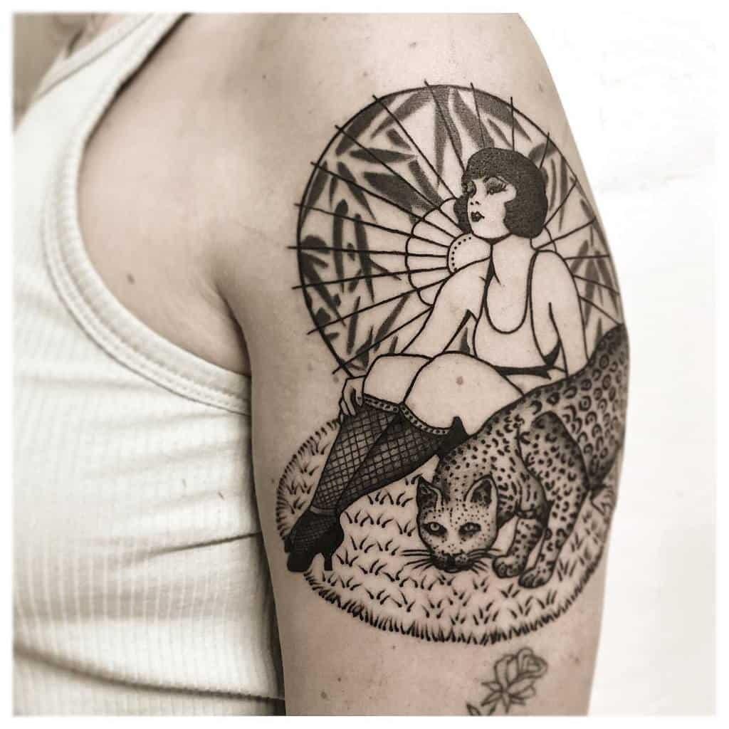 vintage-blackwork-tattoo-cmttattooer