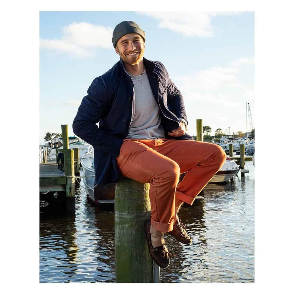 Vintage Clothing Nautical Style