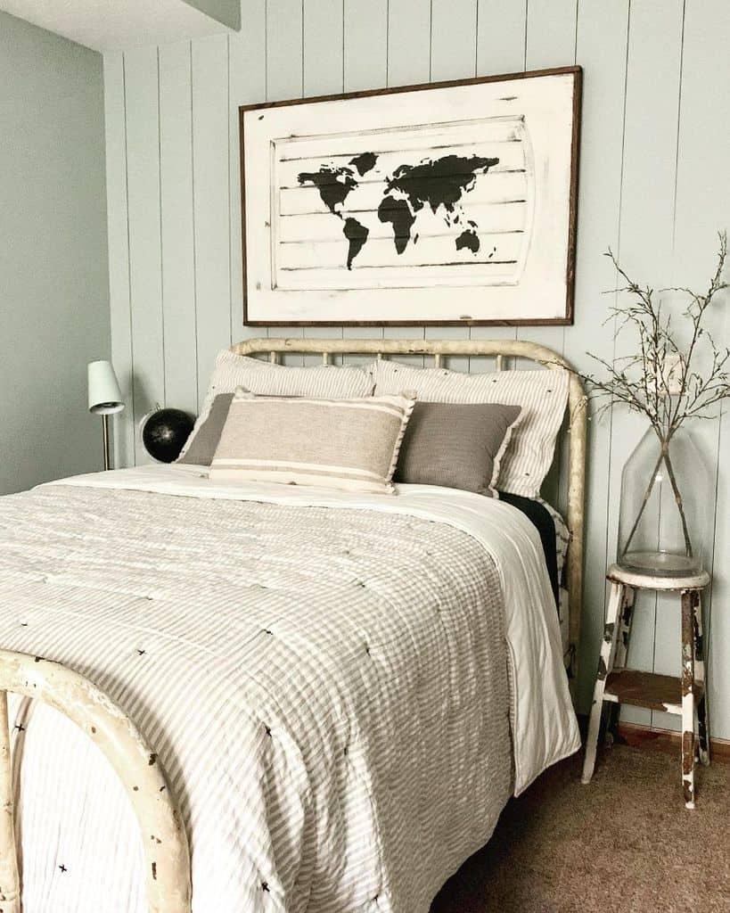 vintage farmhouse bedroom ideas myhomemyadventure