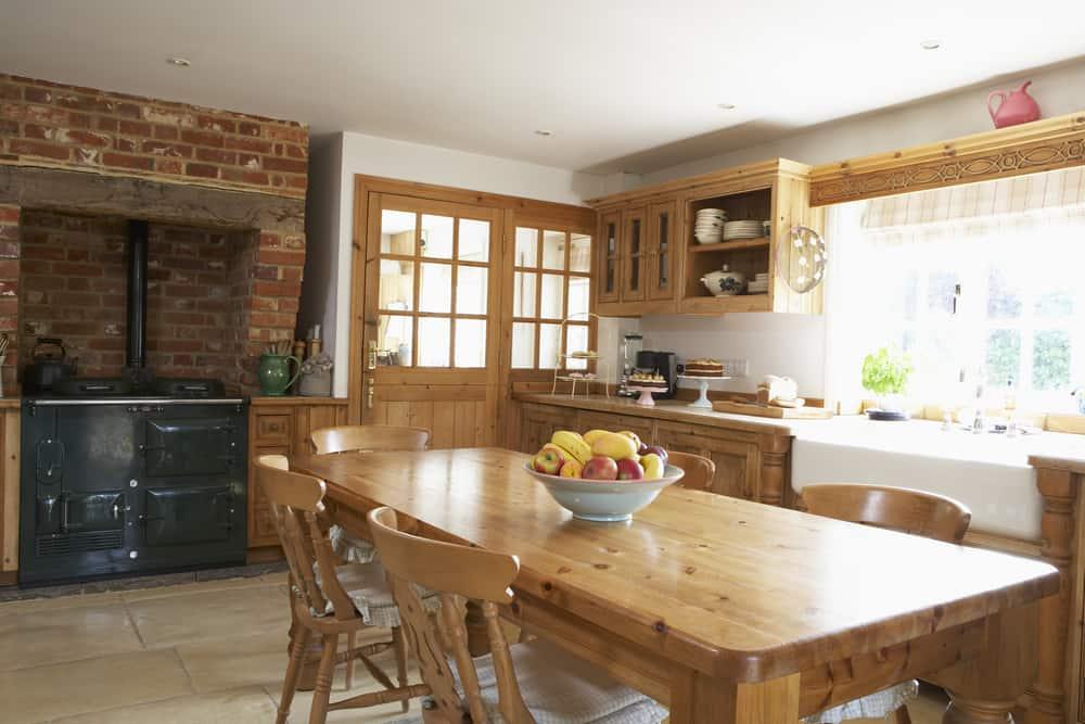 vintage farmhouse kitchen ideas 1