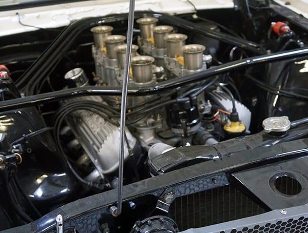 Vintage Ford Engine