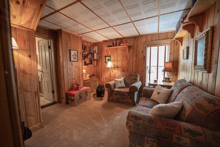 Vintage Home Unique Ceiling Ideas