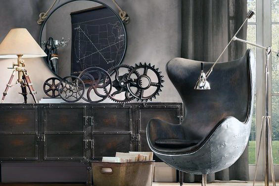 Man Cave Vintage Decor : Man cave decor ideas for men masculine decorating