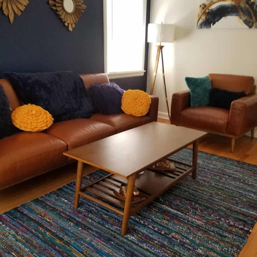 Vintage Interior Of Living Room Adoll2u