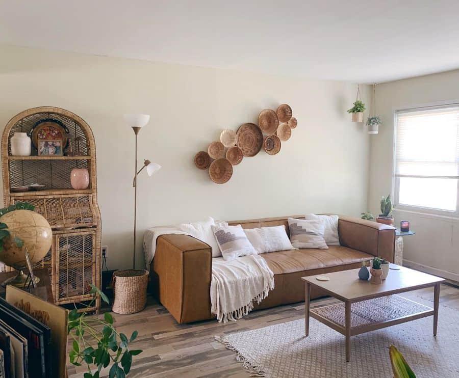 Vintage Interior Of Living Room Mid Century Mama