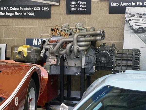 Vintage Racing Motor