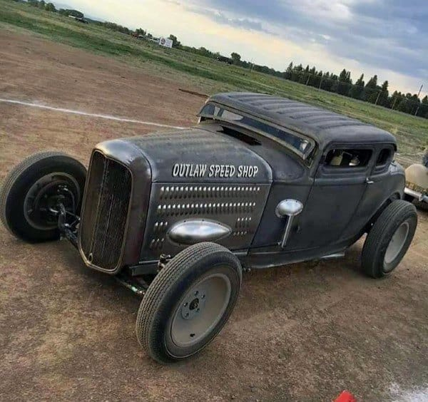 Vintage Rat Rod Ideas