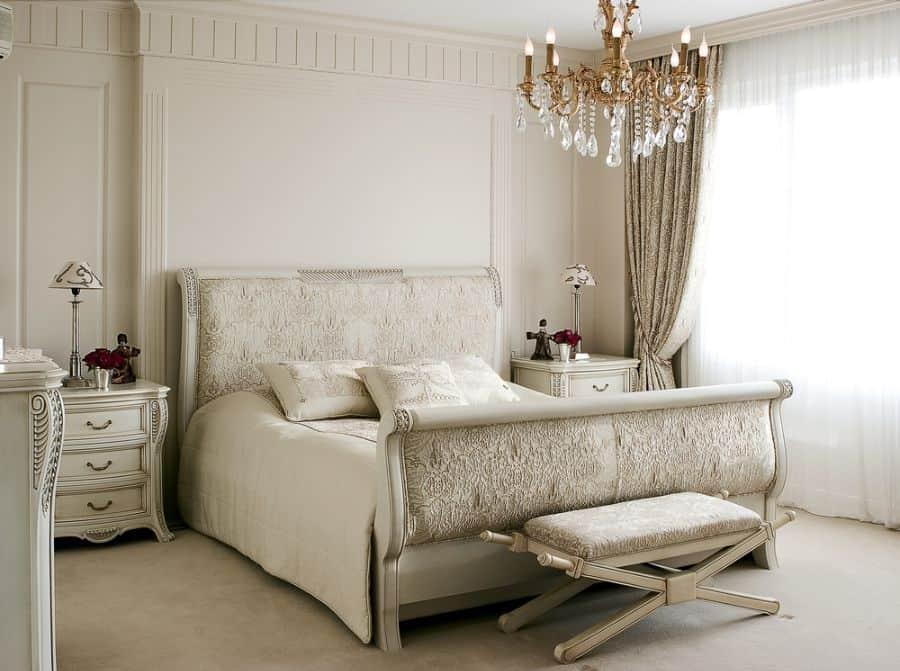 vintage romantic bedroom ideas 1