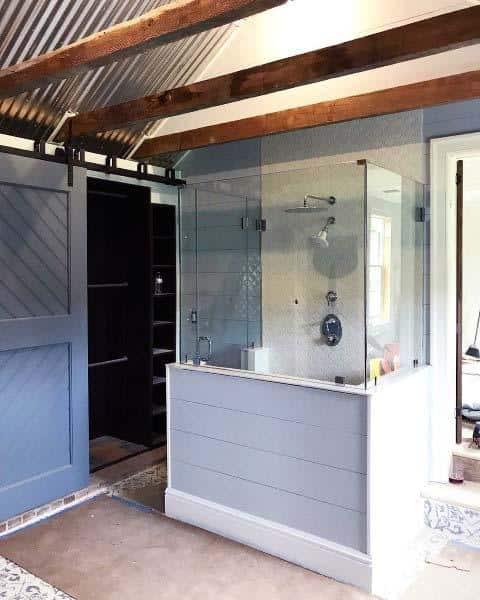 Vintage Rustic Bathroom Design Ideas