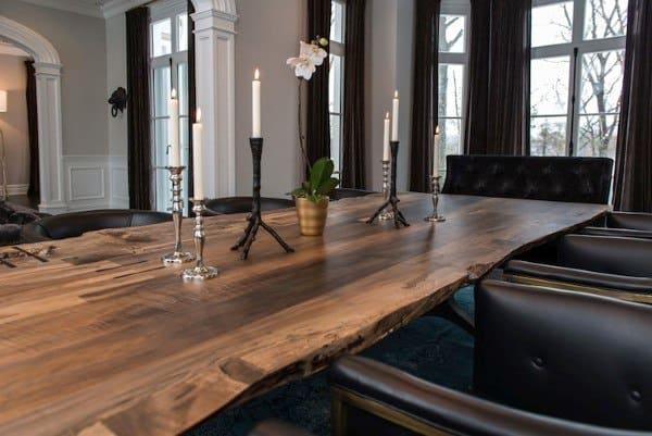 Vintage Rustic Dining Room Design Ideas