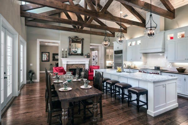Vintage Rustic Kitchen Design Ideas