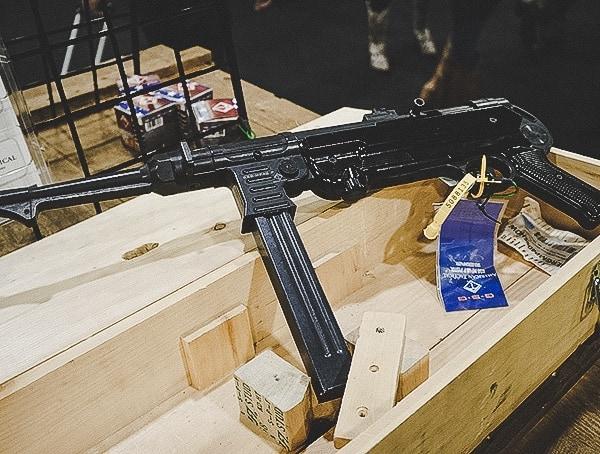 Vintage Style Firearms Shot Show 2019