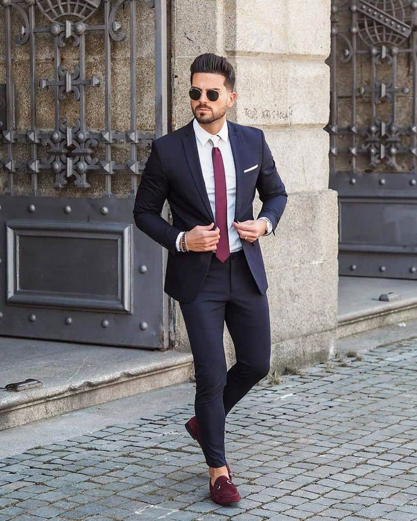 Vintage Style Mens Fashion