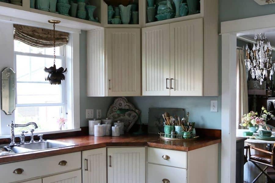 Vintage Style Small Kitchen Ideas Megillicutti