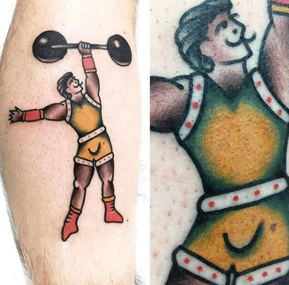 Vintage Tattoo Designs For Guys