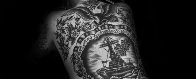Vintage Tattoos For Men