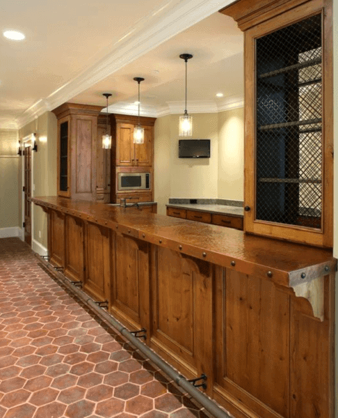 Bar Top Design Ideas