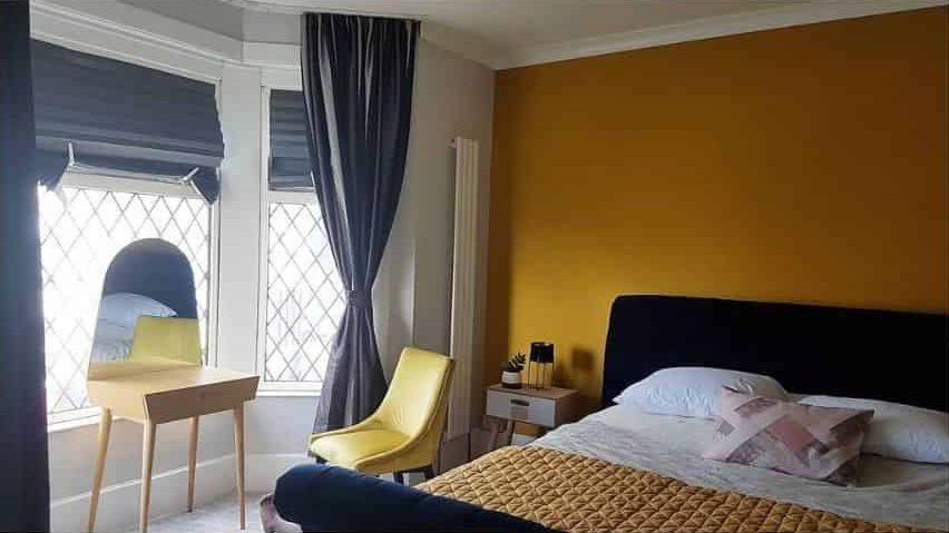 vintage yellow bedroom ideas mariamn5107