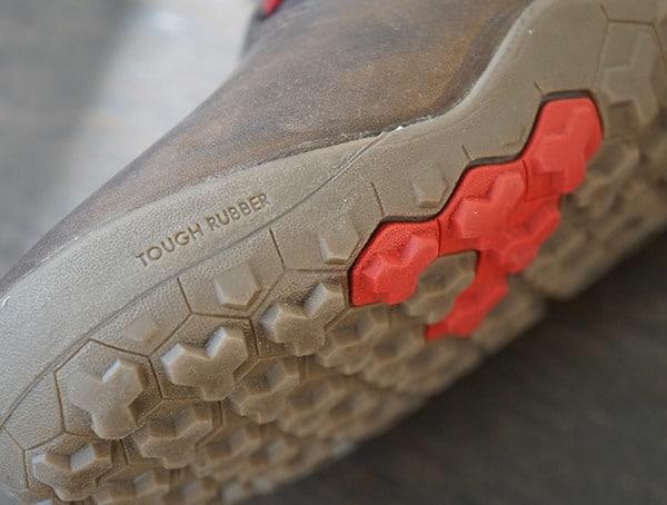 Vivobarefoot Tracker Fg Boots Firm Ground Chevron Lugs