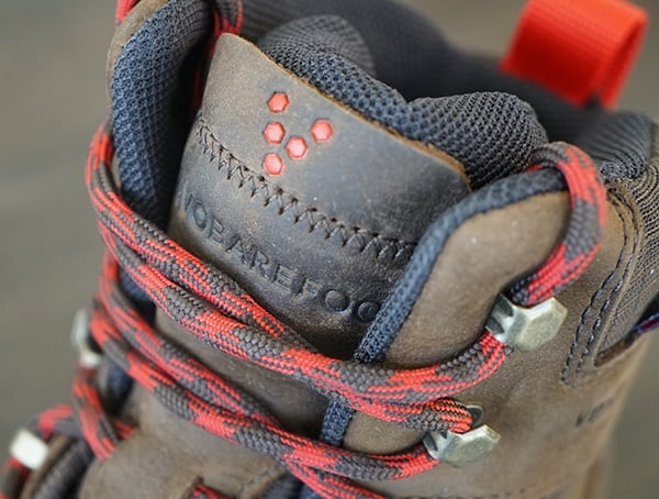 Vivobarefoot Tracker Fg Boots Padded Tounge