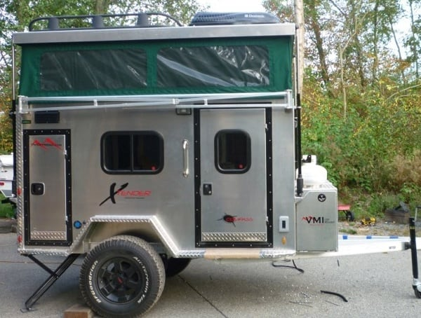 Vmi Xtender Compass Off Road Camper Trailer