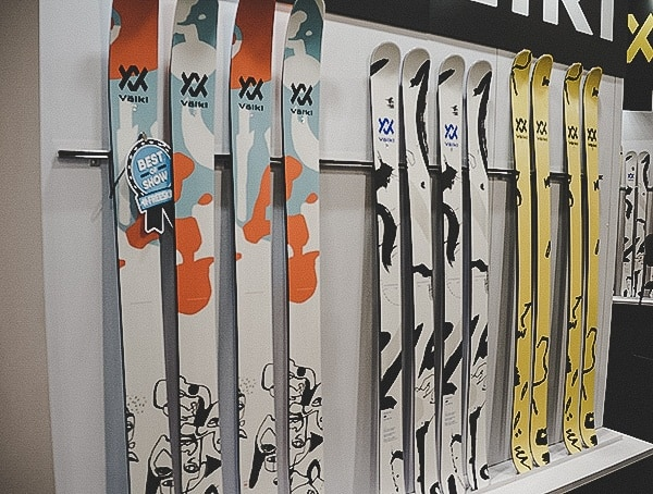 Volkl Skis Collection