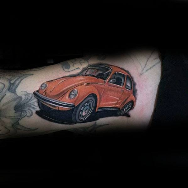 Volkswagen Wv Guys Tattoo Designs