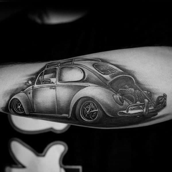 Volkswagen Wv Guys Tattoo Ideas