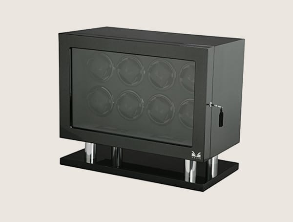 Volta Signature Series Carbon Fiber 12 Watch Winder