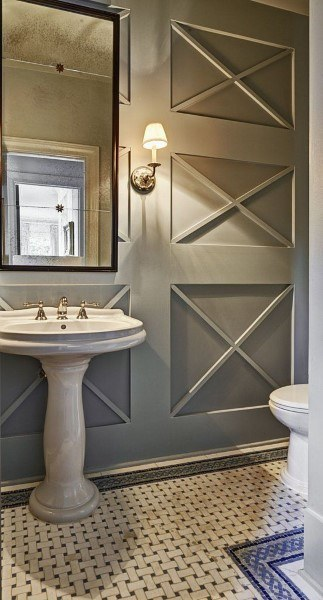 Wainscot Designs Ideas
