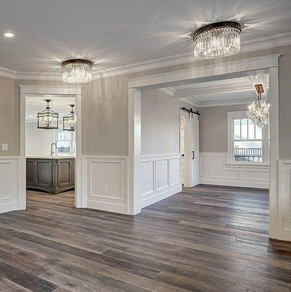Charmant Wainscoting Dining Room Ideas