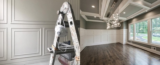 60 Wainscoting Ideas – Unique Millwork Wall Covering And Paneling Designs