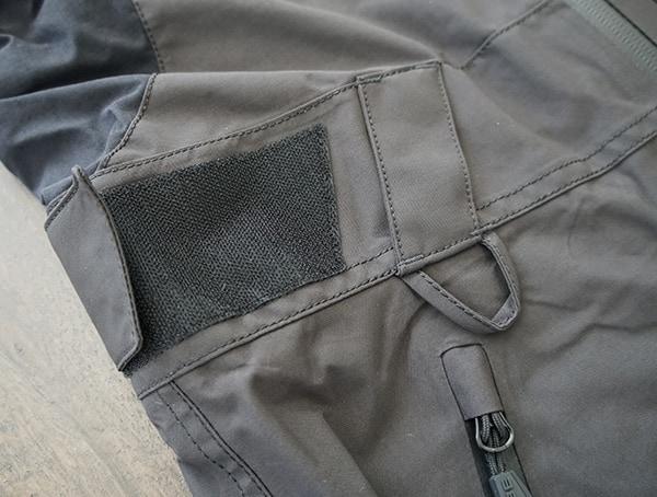 Waise Size Adjustment Tobe Novo Bib Velcro System