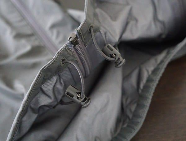 Waist Adjustment Pull Cords Beyond Clothing K6 Arx Rain Jacket