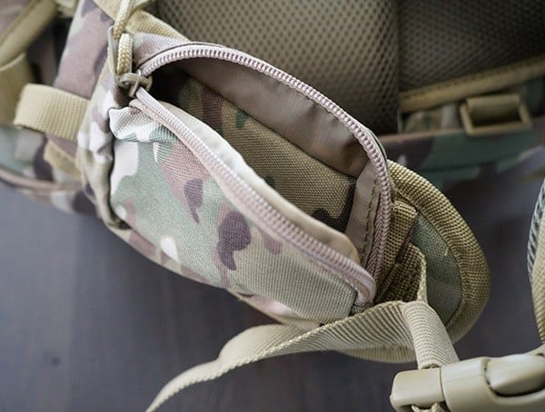 Waist Belt Pocket Mercury Tactical Recon Backpack