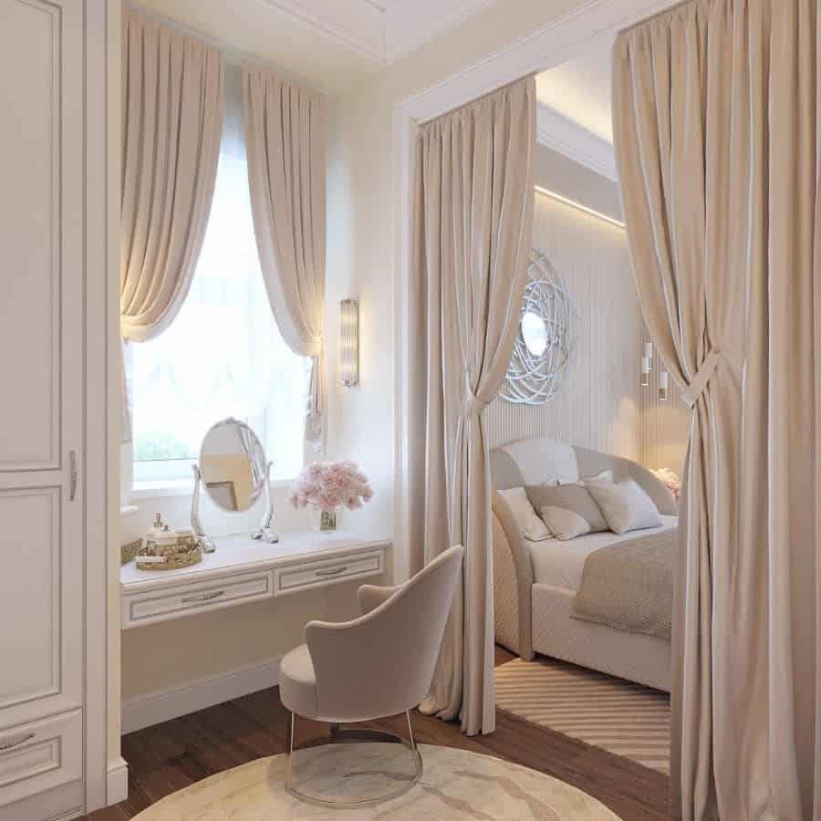 walk-in bedroom closet ideas azhdar.design