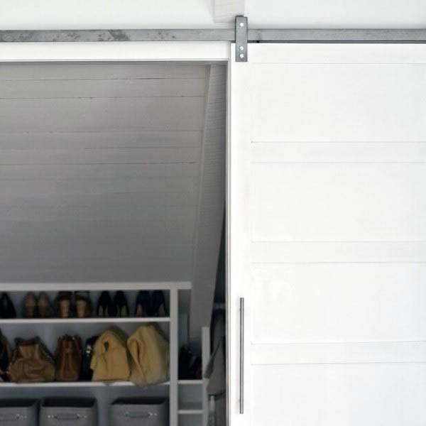 Walk In Closet Door Design Ideas