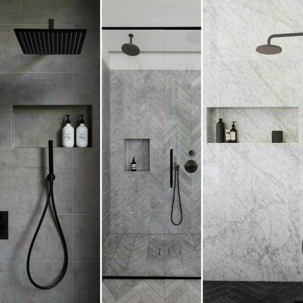 Top 50 Best Modern Shower Design Ideas Walk Into Luxury