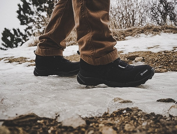 Walking On Ice Review Icebug Detour Bugrip Gore Tex Boots