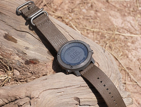 Walking Speed Suunto Traverse Alpha Watch Review