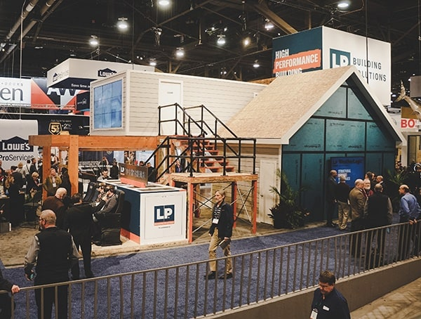 Walking The Asiles 2019 Nahb Show