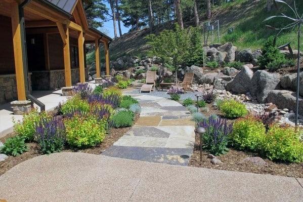 Walkway Desert Landscaping Ideas