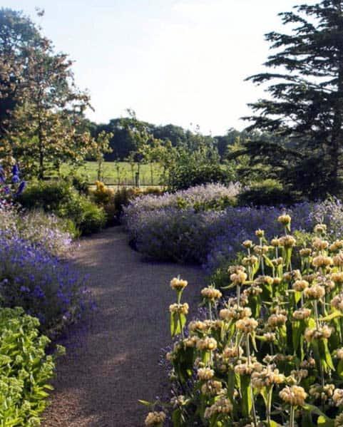 Walkway Gravel Landscaping Design Ideas
