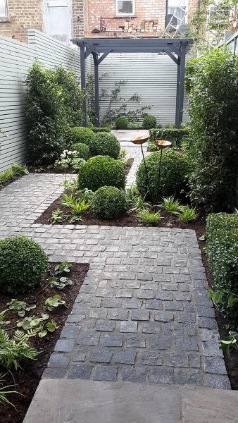 Walkway Stone Design Ideas