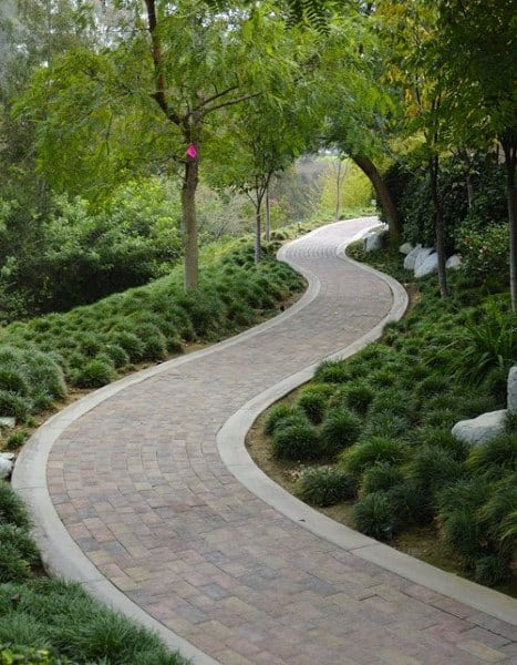Walkway Stones Ideas