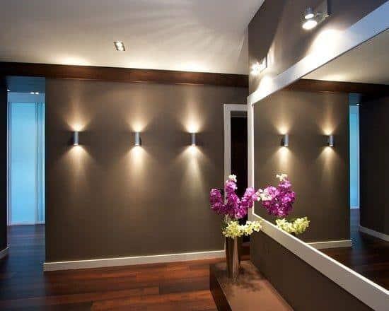 Wall Basement Lighting Ideas