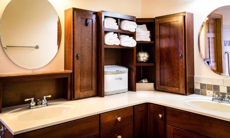Wall Bathroom Cabinet Ideas