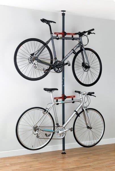 Wall Bicycle Storage Ideas