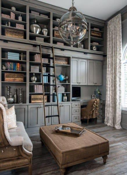 Wall Bookshelf Ideas